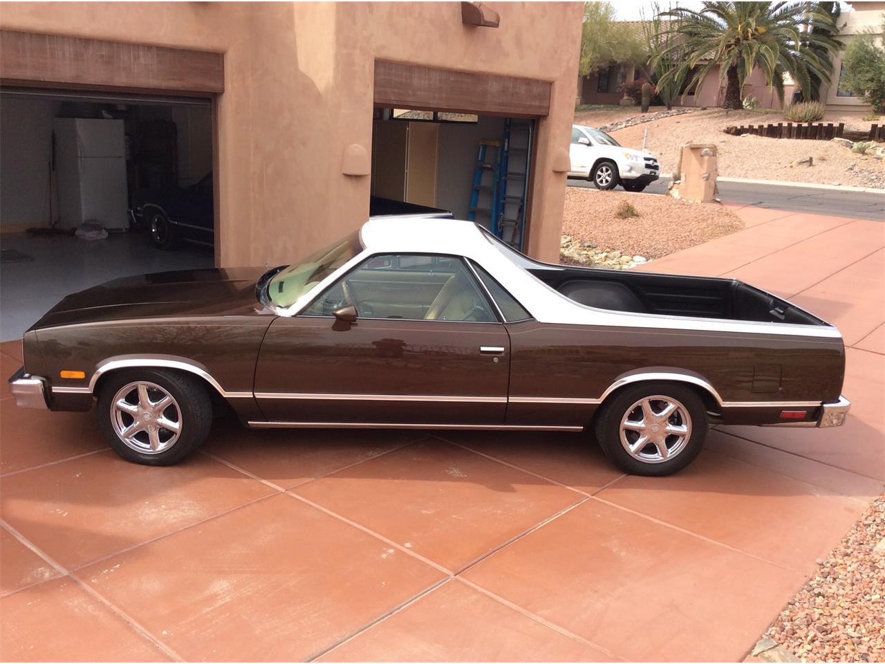 Large Picture of '82 Chevrolet El Camino located in Arizona - $16,500.00 - MPJU