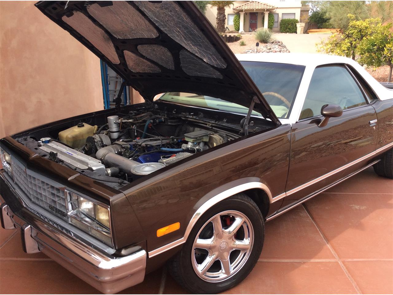 Large Picture of 1982 Chevrolet El Camino located in Fountain Hills Arizona Offered by Classic Car Pal - MPJU