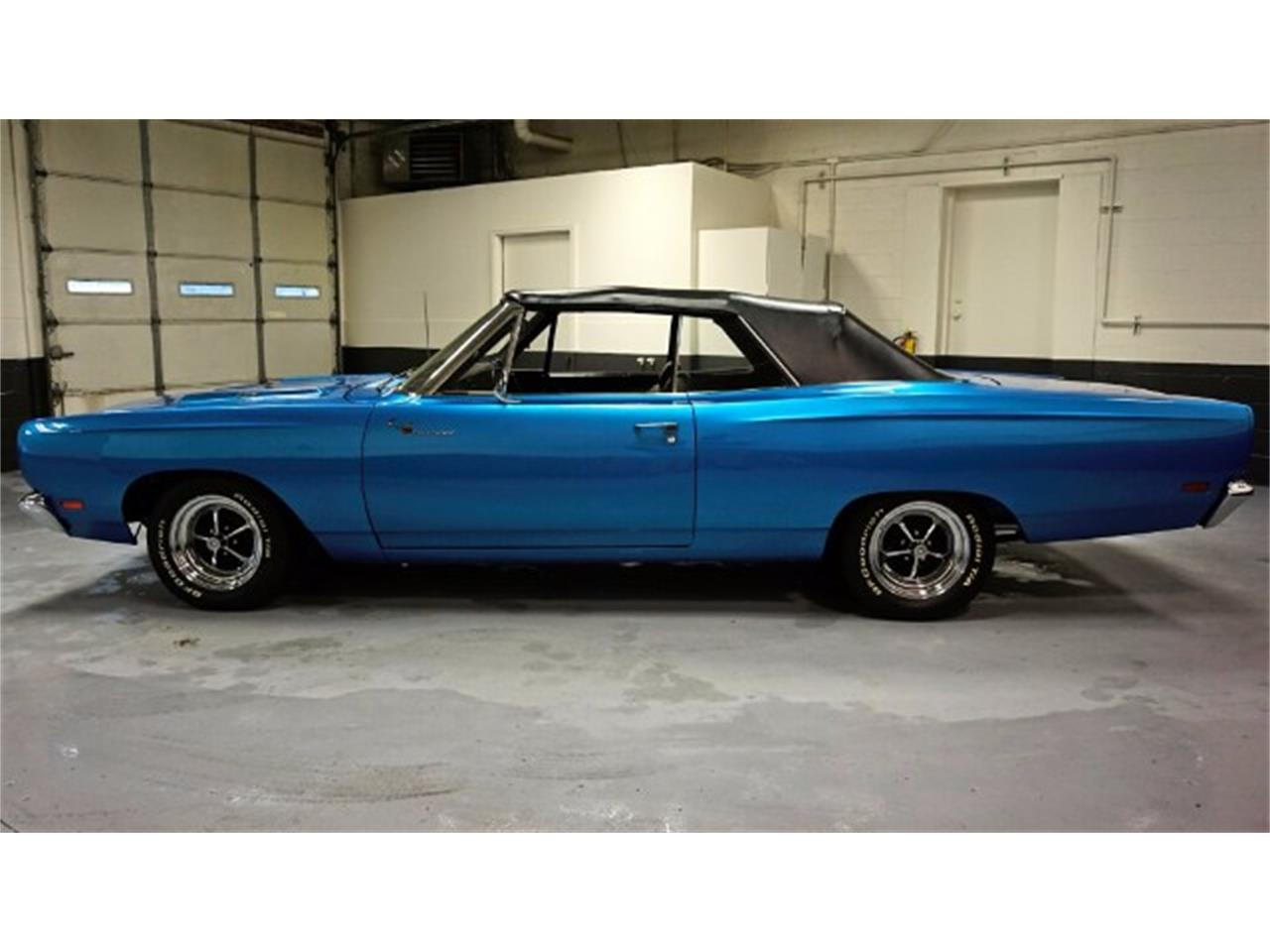 Large Picture of Classic '69 Plymouth Road Runner - MIX9
