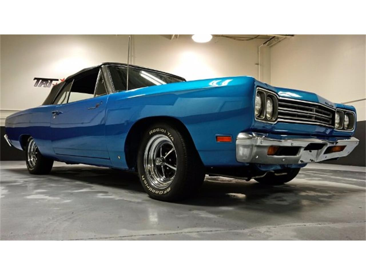 Large Picture of 1969 Plymouth Road Runner located in Homer City Pennsylvania - MIX9