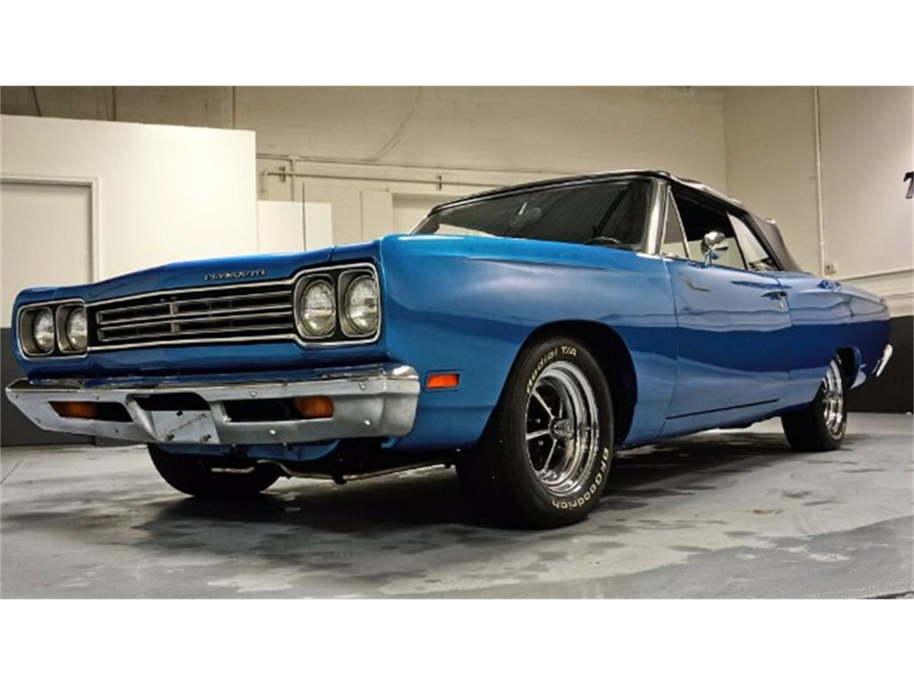 Large Picture of Classic '69 Road Runner located in Pennsylvania - MIX9