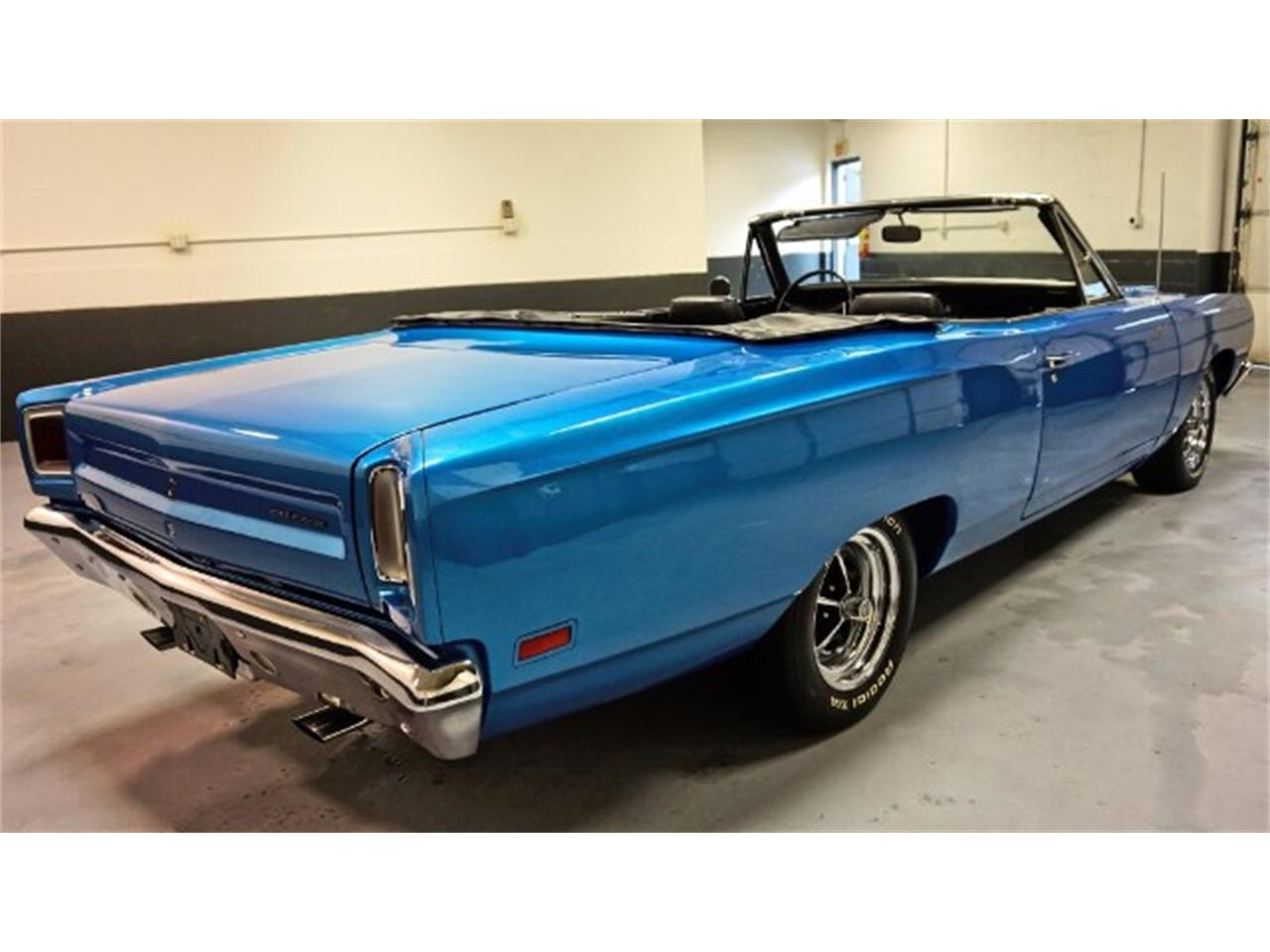 Large Picture of Classic 1969 Plymouth Road Runner - $59,900.00 Offered by Hanksters Hot Rods - MIX9