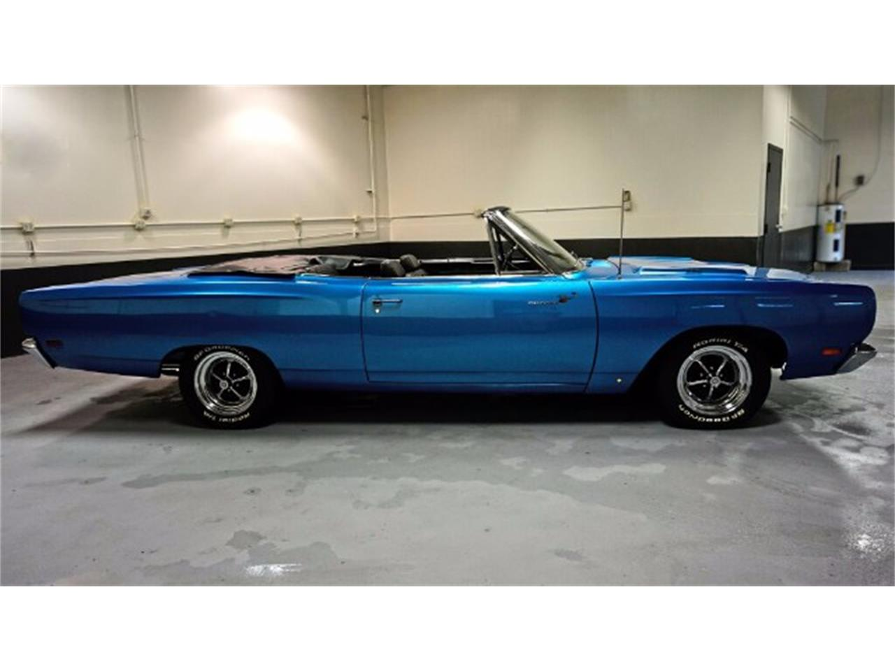 Large Picture of Classic 1969 Road Runner Offered by Hanksters Hot Rods - MIX9