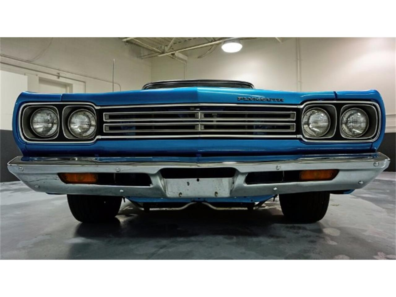 Large Picture of Classic 1969 Plymouth Road Runner located in Homer City Pennsylvania - $59,900.00 Offered by Hanksters Hot Rods - MIX9