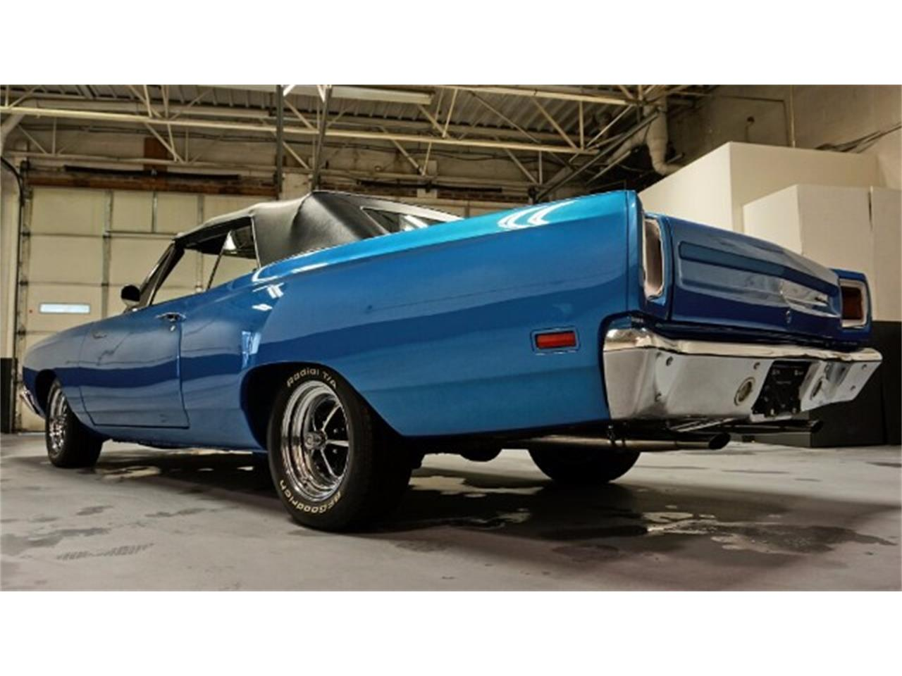 Large Picture of Classic '69 Plymouth Road Runner located in Homer City Pennsylvania - MIX9