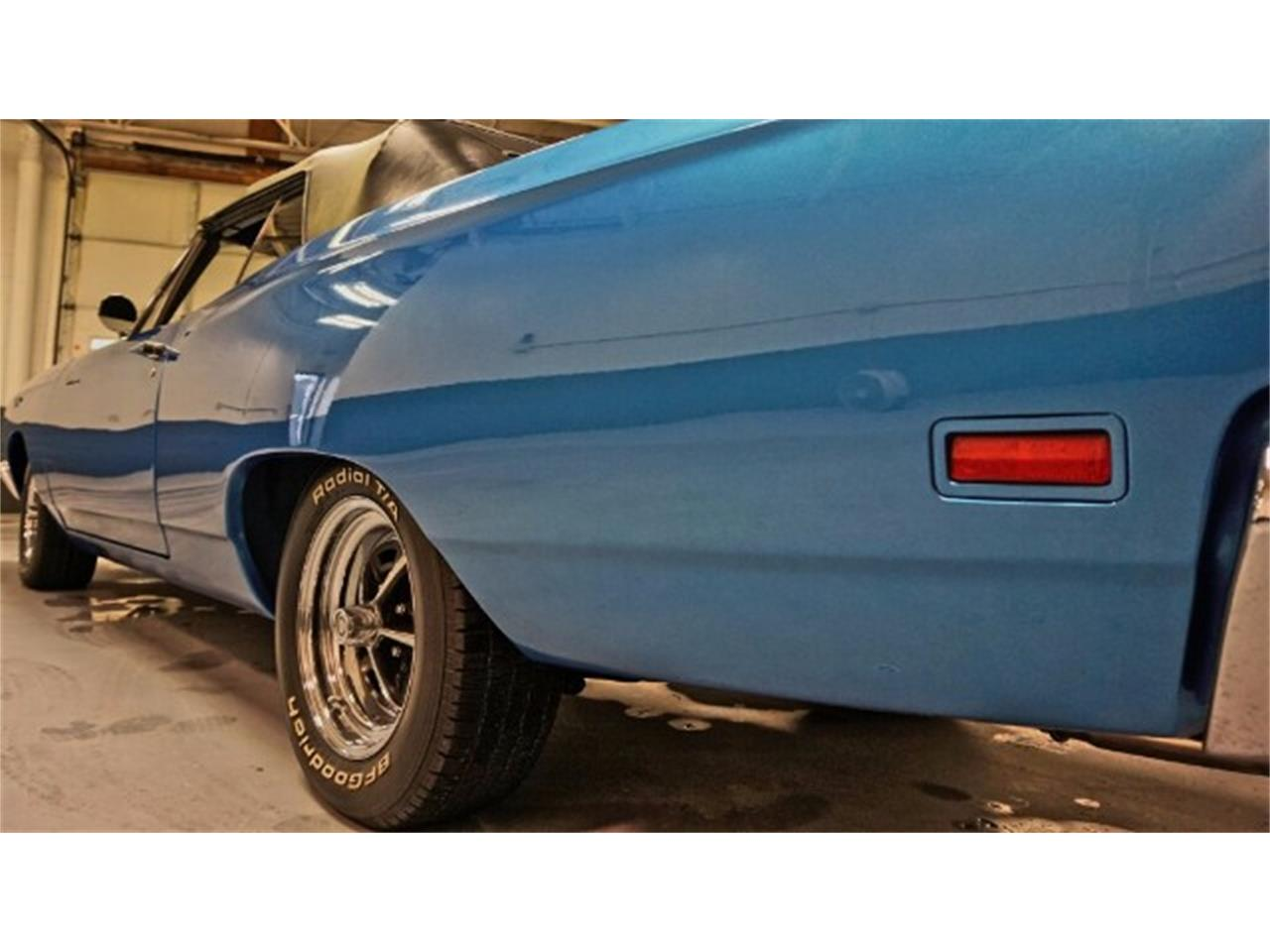 Large Picture of Classic 1969 Road Runner located in Pennsylvania - $59,900.00 Offered by Hanksters Hot Rods - MIX9