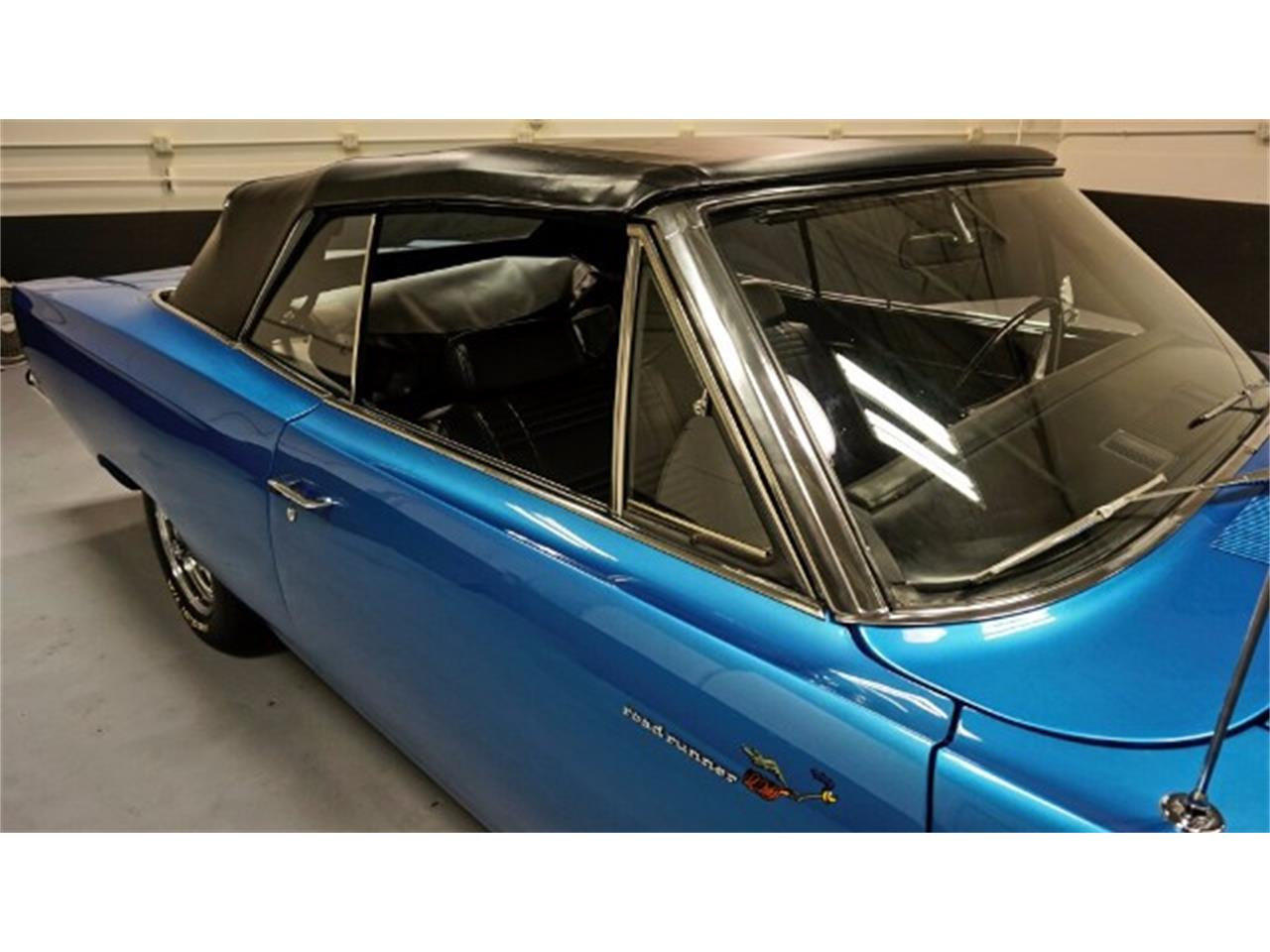 Large Picture of '69 Plymouth Road Runner located in Pennsylvania - $59,900.00 Offered by Hanksters Hot Rods - MIX9