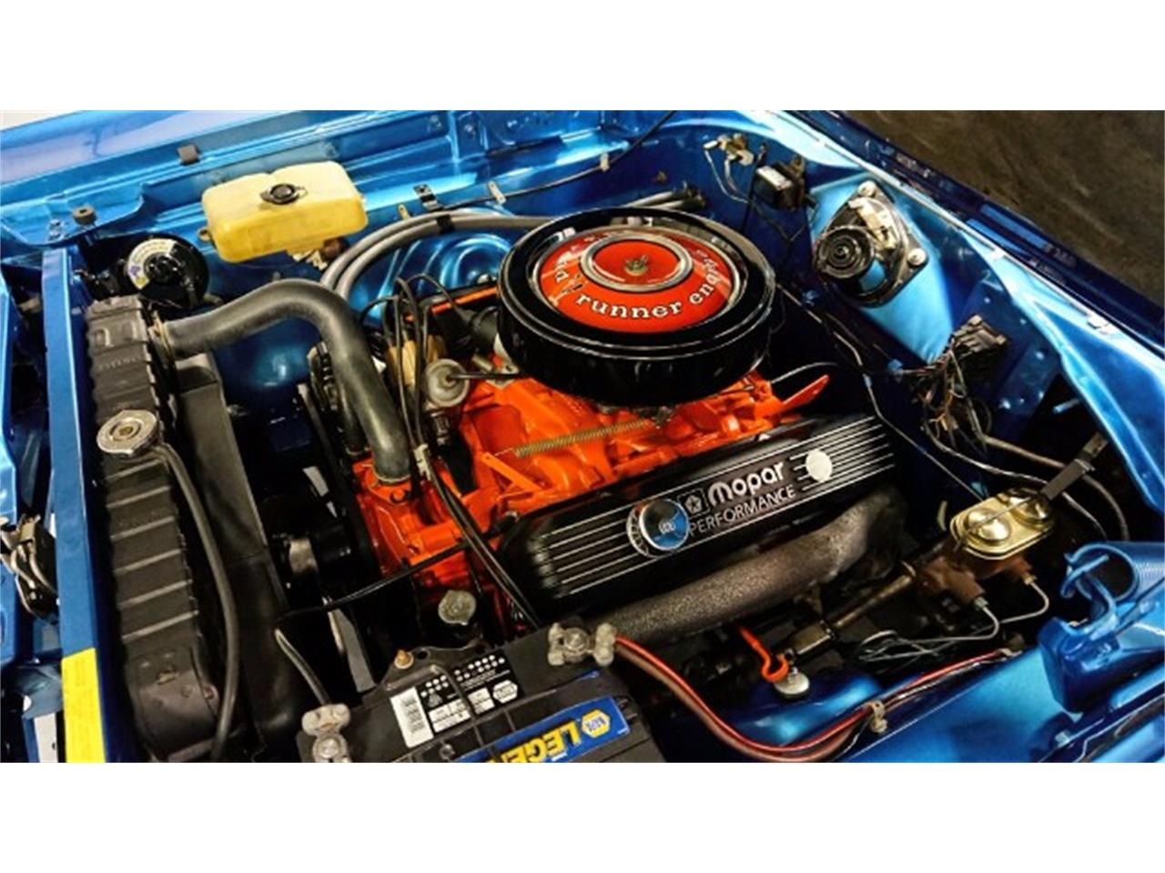 Large Picture of Classic '69 Road Runner located in Pennsylvania - $59,900.00 Offered by Hanksters Hot Rods - MIX9