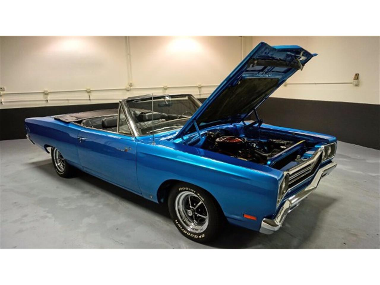 Large Picture of Classic 1969 Plymouth Road Runner located in Homer City Pennsylvania Offered by Hanksters Hot Rods - MIX9