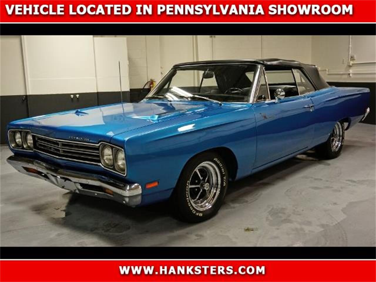 Large Picture of '69 Plymouth Road Runner located in Pennsylvania - MIX9