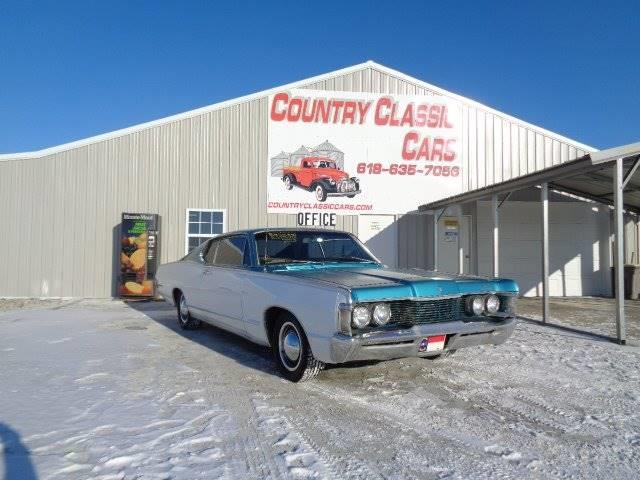 Picture of '68 Monterey - MPKQ