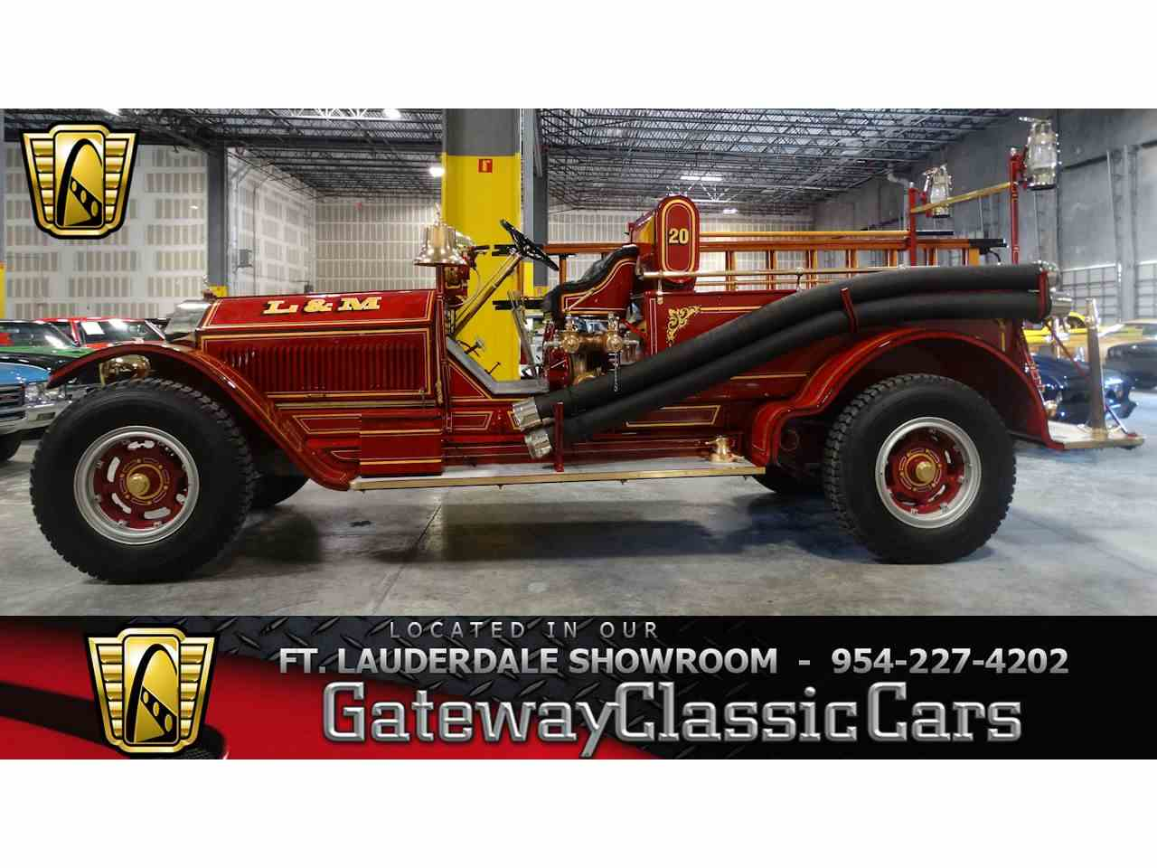 1914 American LaFrance Fire Engine for Sale | ClassicCars.com | CC ...