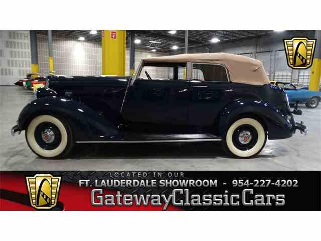 Picture of Classic 1936 Packard 120 - MIXE