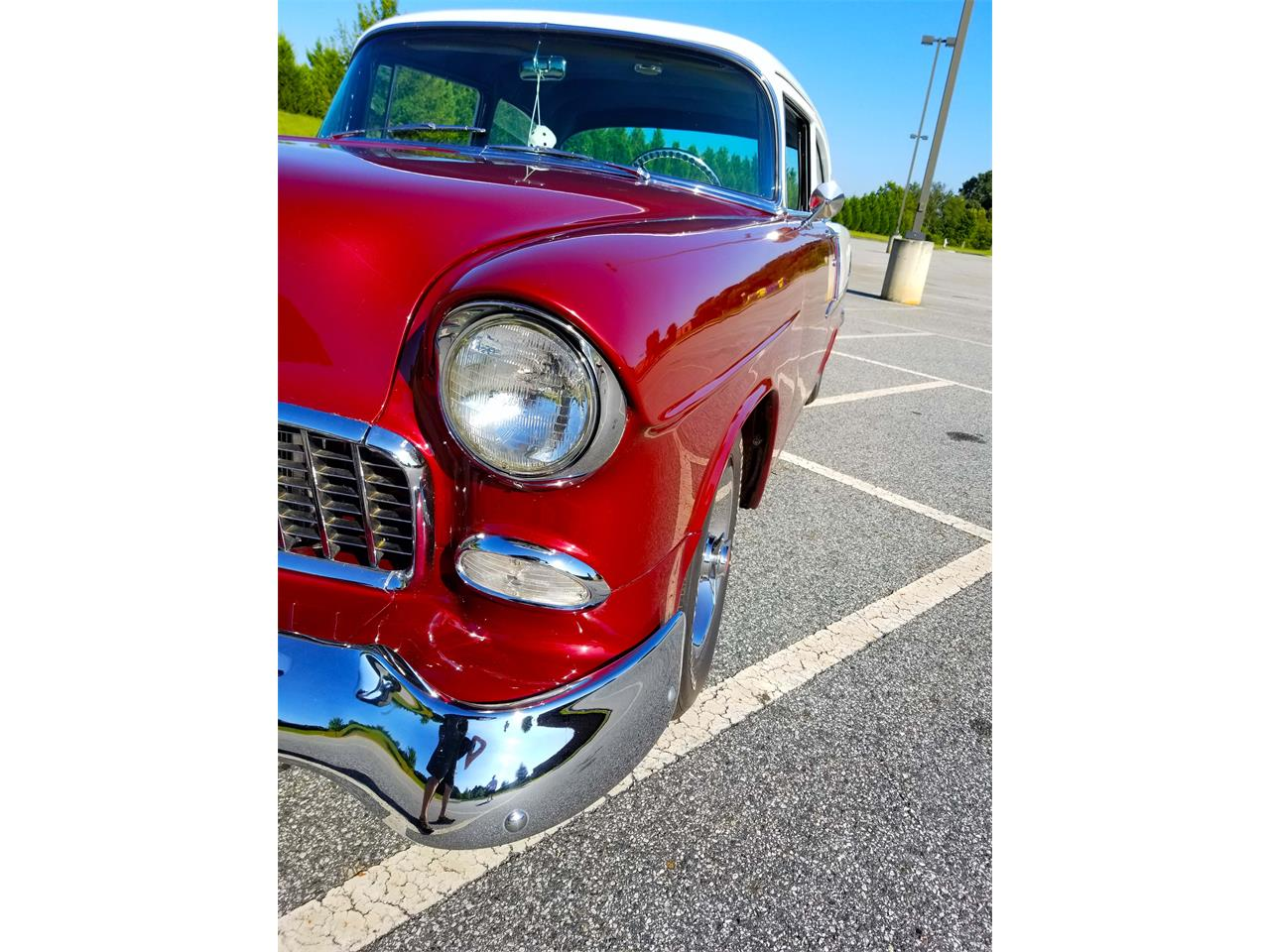 Large Picture of 1955 Chevrolet 210 - $39,500.00 Offered by a Private Seller - MPM9
