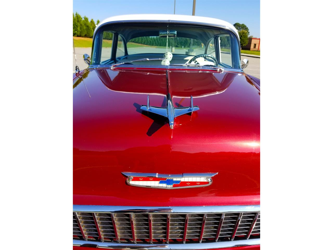 Large Picture of Classic 1955 Chevrolet 210 located in Walnut Grove Georgia - $39,500.00 Offered by a Private Seller - MPM9
