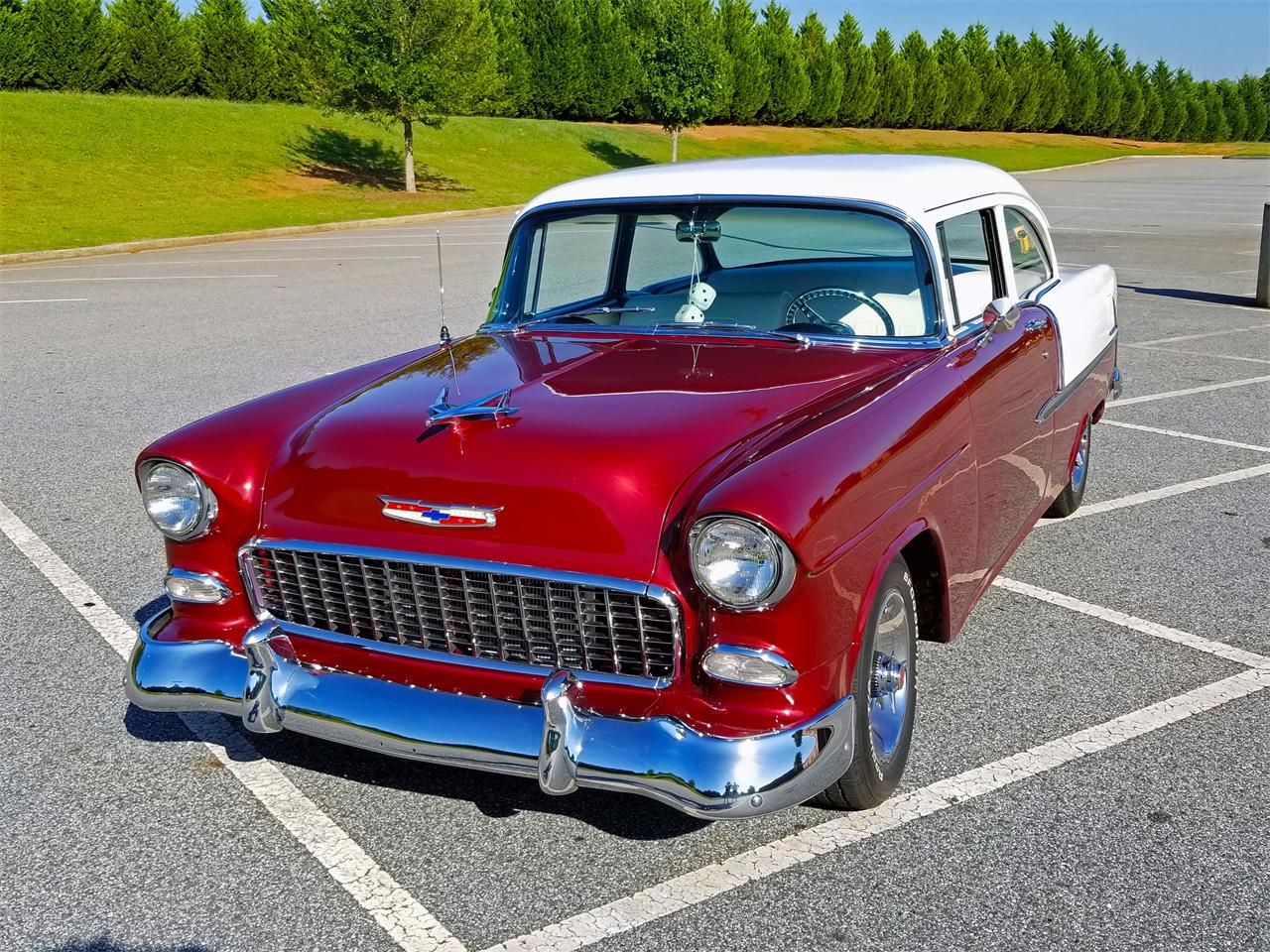 Large Picture of Classic 1955 Chevrolet 210 located in Georgia - MPM9