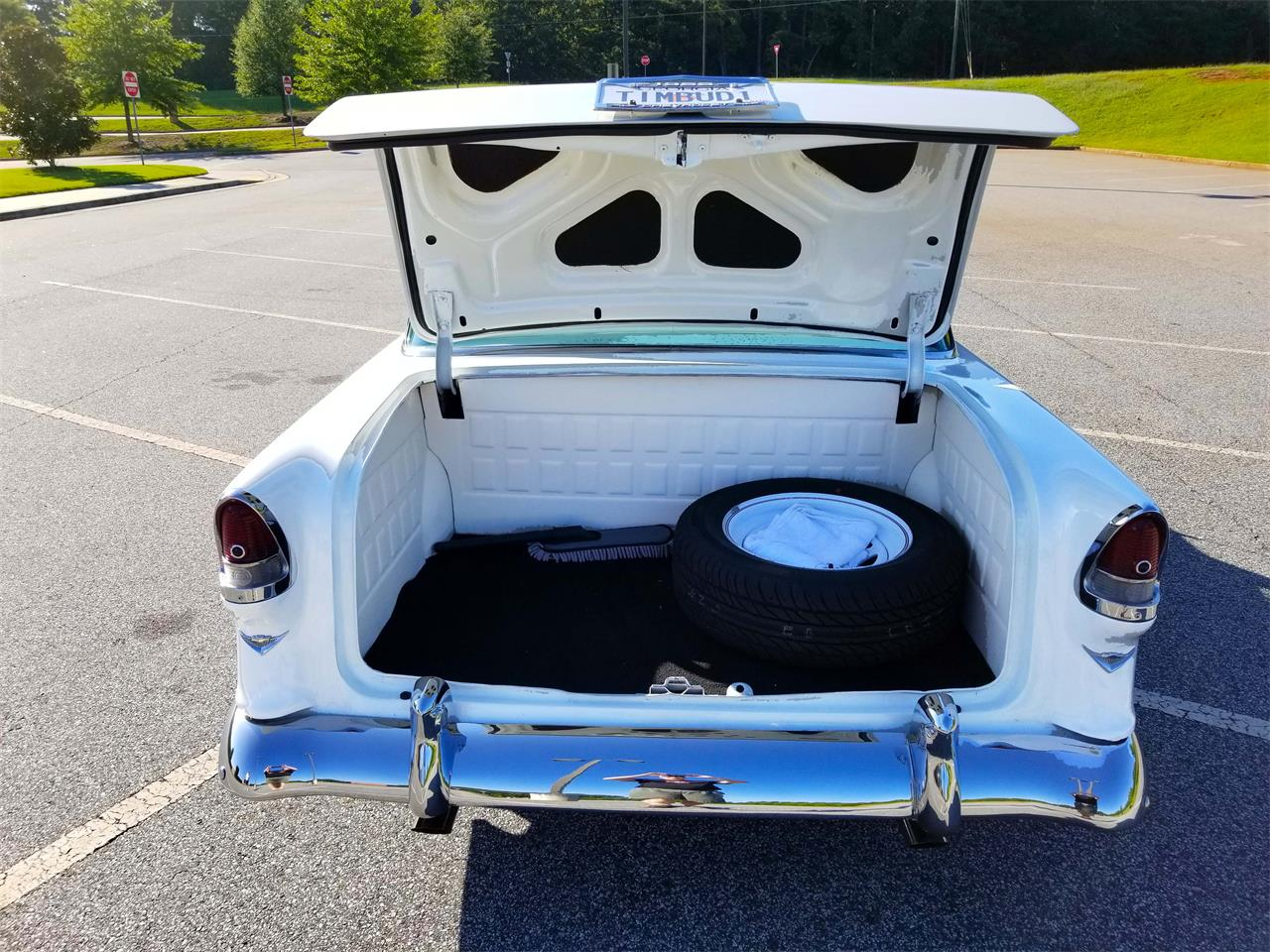Large Picture of '55 Chevrolet 210 located in Walnut Grove Georgia - $39,500.00 Offered by a Private Seller - MPM9