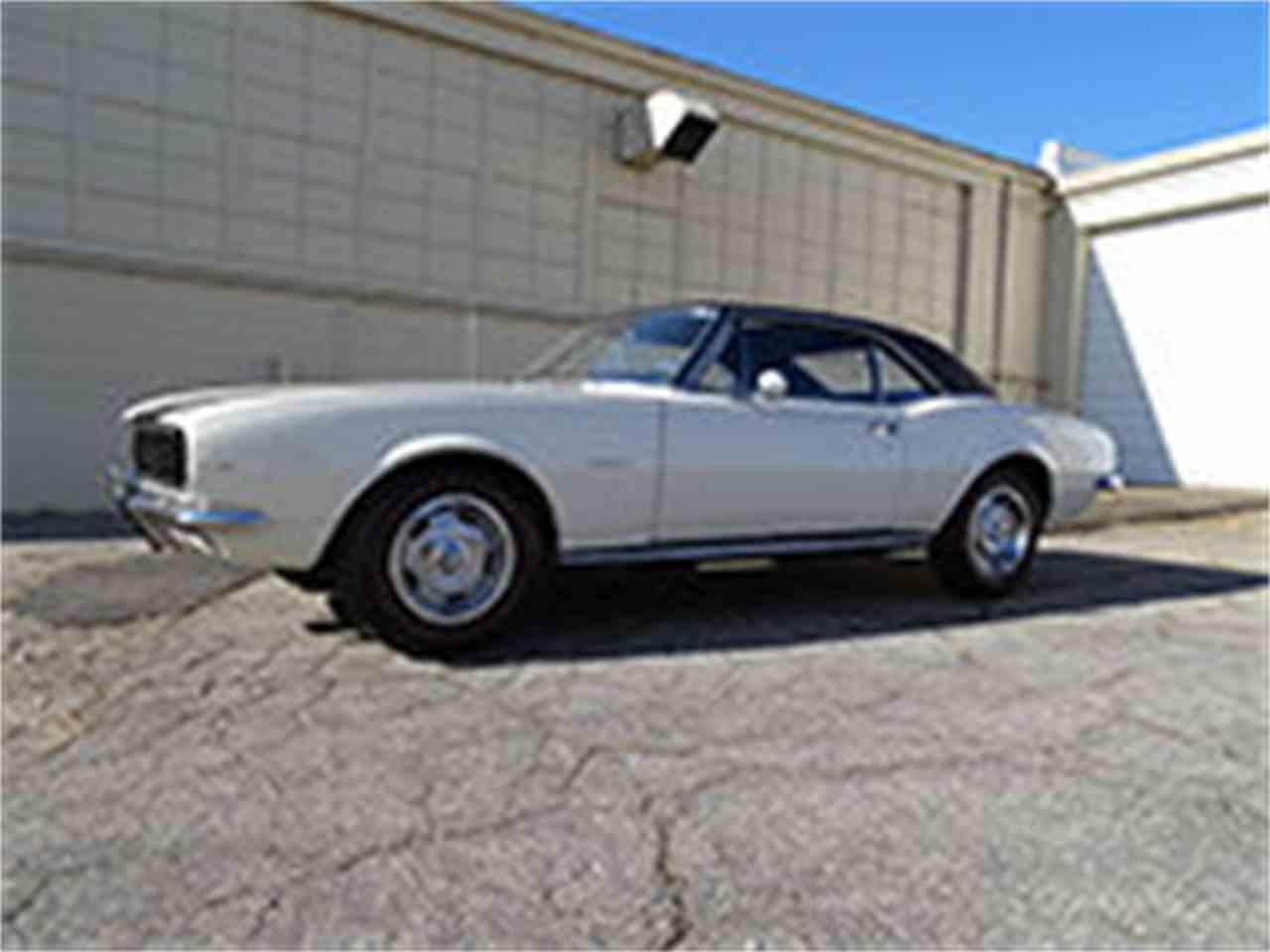 1967 chevrolet camaro rs z28 for sale cc 1059657. Black Bedroom Furniture Sets. Home Design Ideas
