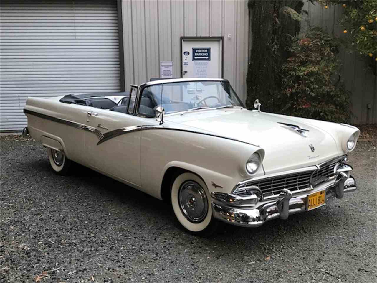 Large Picture of '56 Sunliner located in Palm Springs California - MPP4