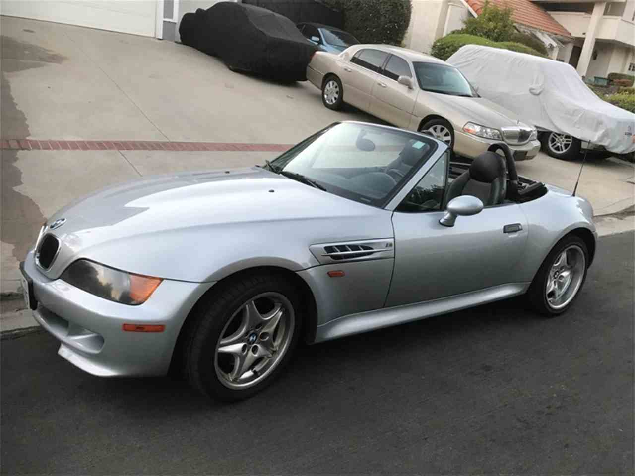 1998 Bmw Z3 M Rdstr For Sale Classiccars Com Cc 1059818