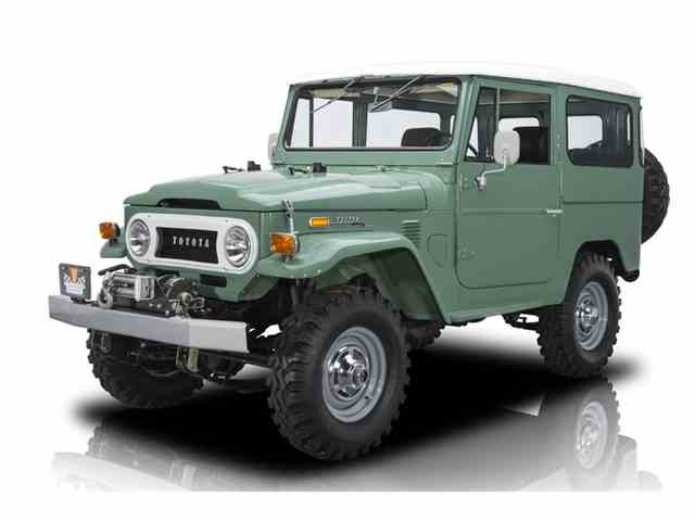 Picture of '73 Land Cruiser FJ - MIXY