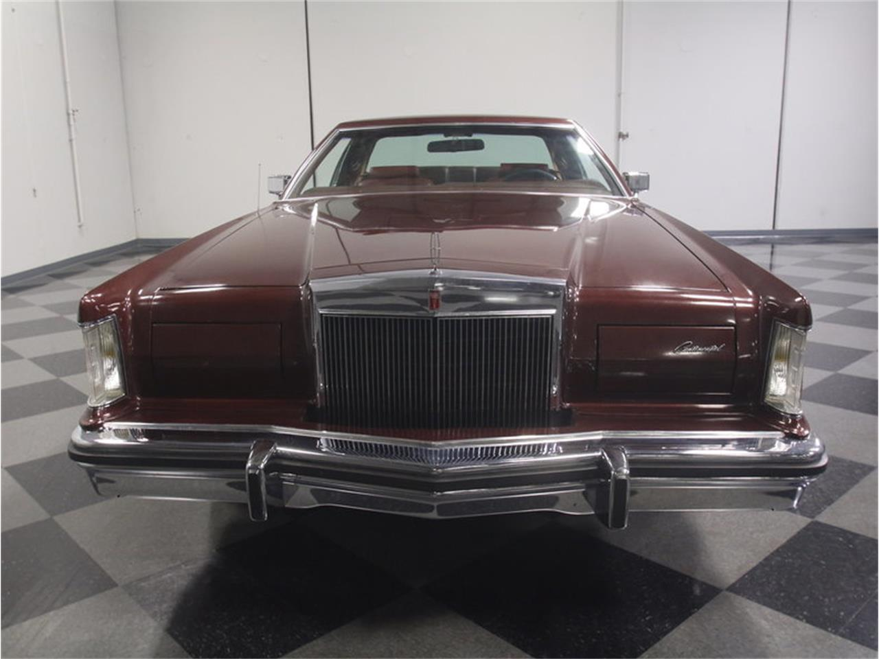 Large Picture of '77 Lincoln Mark V located in Lithia Springs Georgia Offered by Streetside Classics - Atlanta - MIXZ