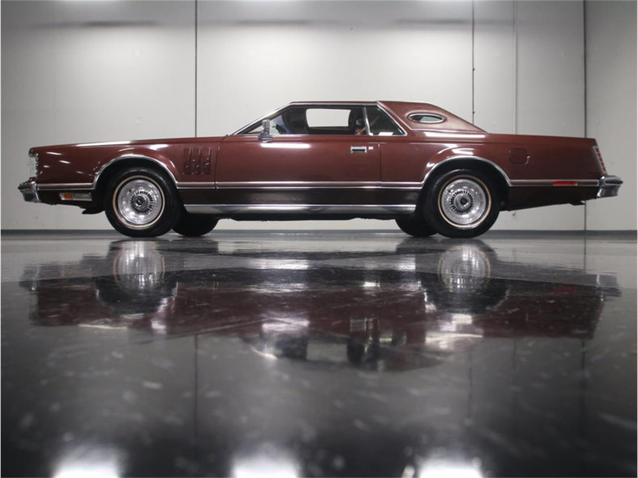 Large Picture of 1977 Lincoln Mark V - $13,995.00 Offered by Streetside Classics - Atlanta - MIXZ