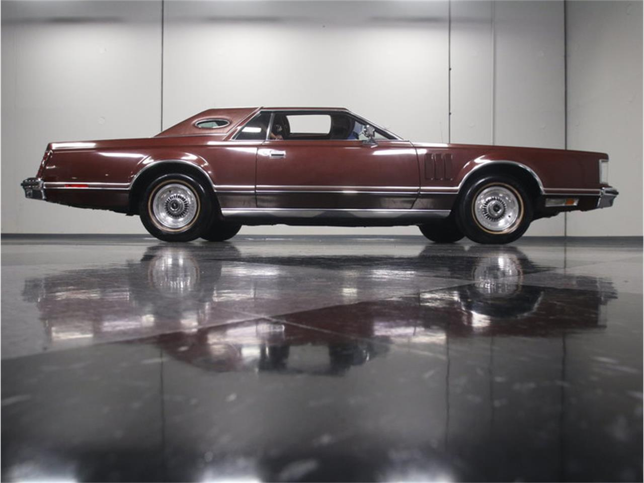 Large Picture of '77 Mark V located in Georgia Offered by Streetside Classics - Atlanta - MIXZ