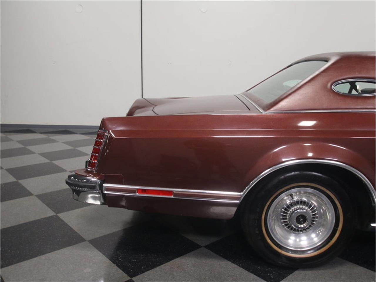 Large Picture of 1977 Lincoln Mark V located in Georgia - $13,995.00 Offered by Streetside Classics - Atlanta - MIXZ