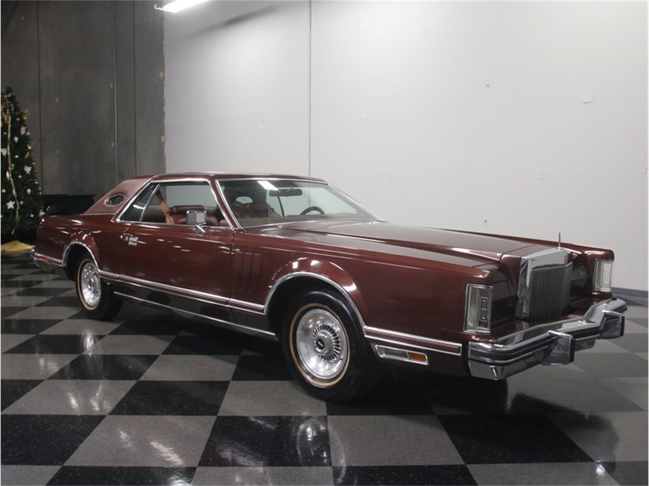 Large Picture of 1977 Lincoln Mark V located in Lithia Springs Georgia - MIXZ