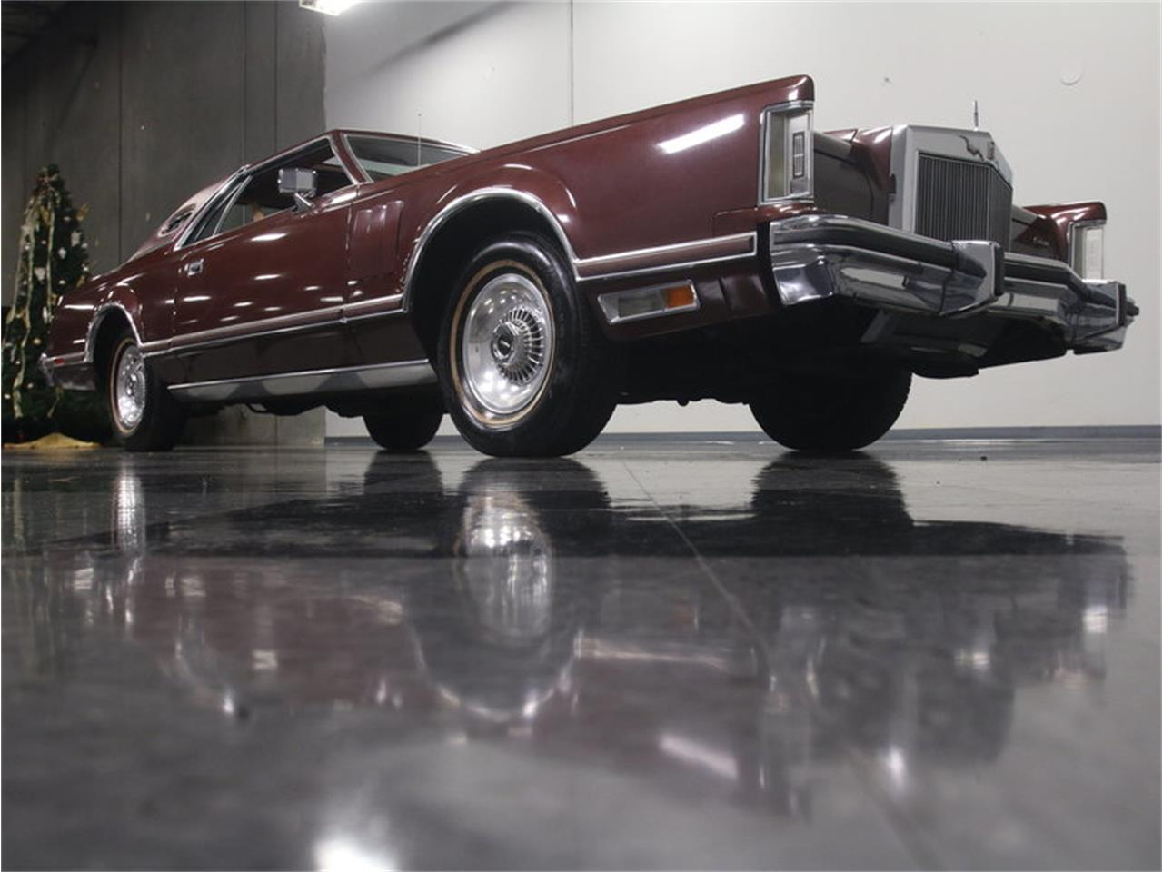 Large Picture of '77 Lincoln Mark V located in Lithia Springs Georgia - MIXZ