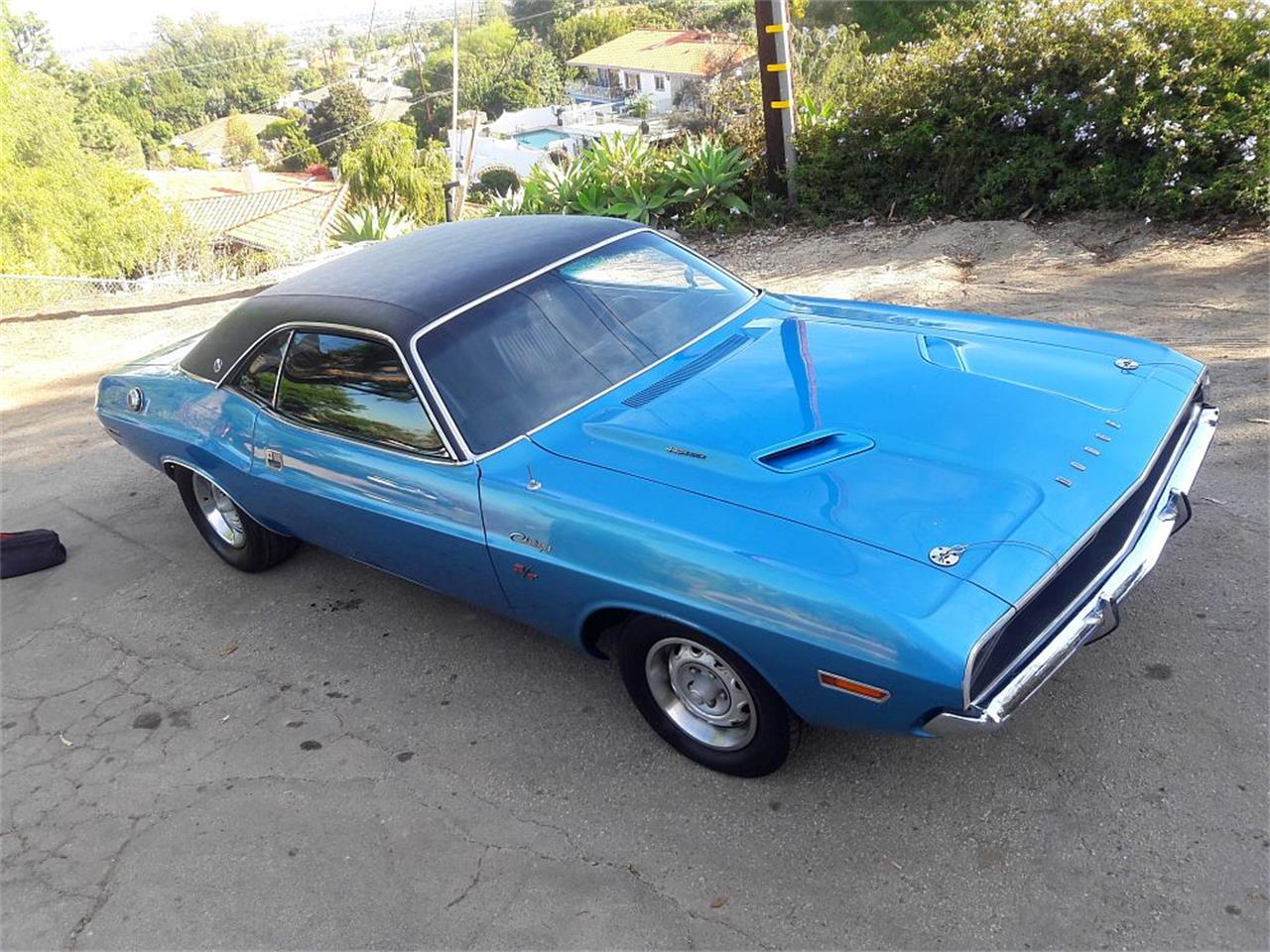 Large Picture of '70 CHALLENGER RT SE - MPRZ