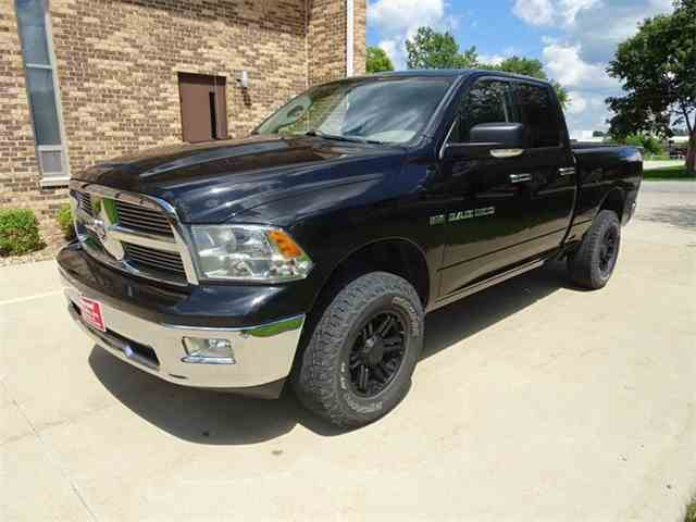 Picture of 2011 Dodge Ram 1500 - $17,995.00 Offered by Kinion Auto Sales & Service - MPSD