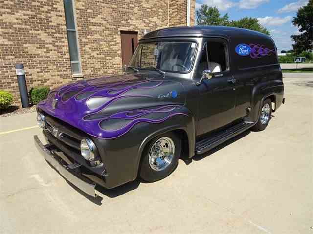 Picture of '55 F100 - MPUC
