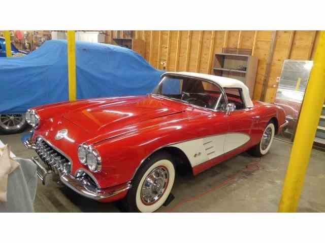 Picture of '60 Corvette - MIYE