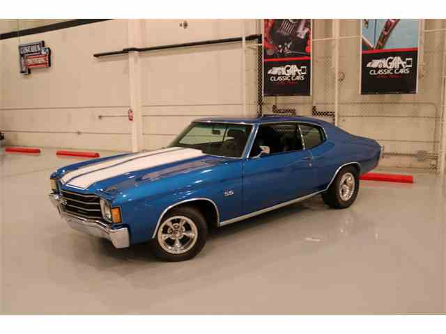 Picture of '72 Chevelle - MPVY