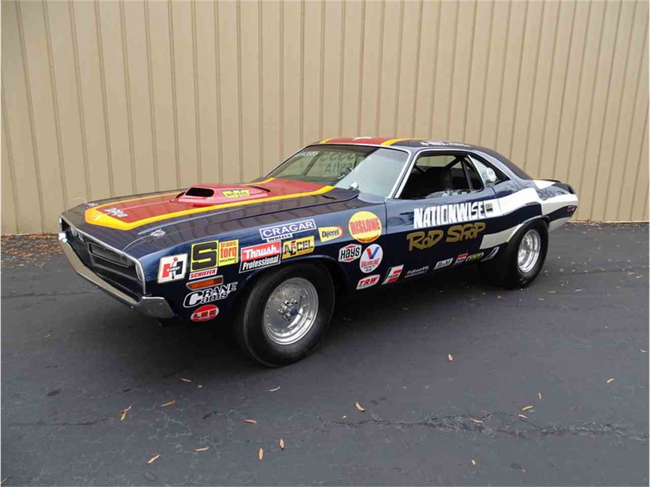 1971 Dodge Challenger Drag Car for Sale | ClassicCars.com | CC-1059984