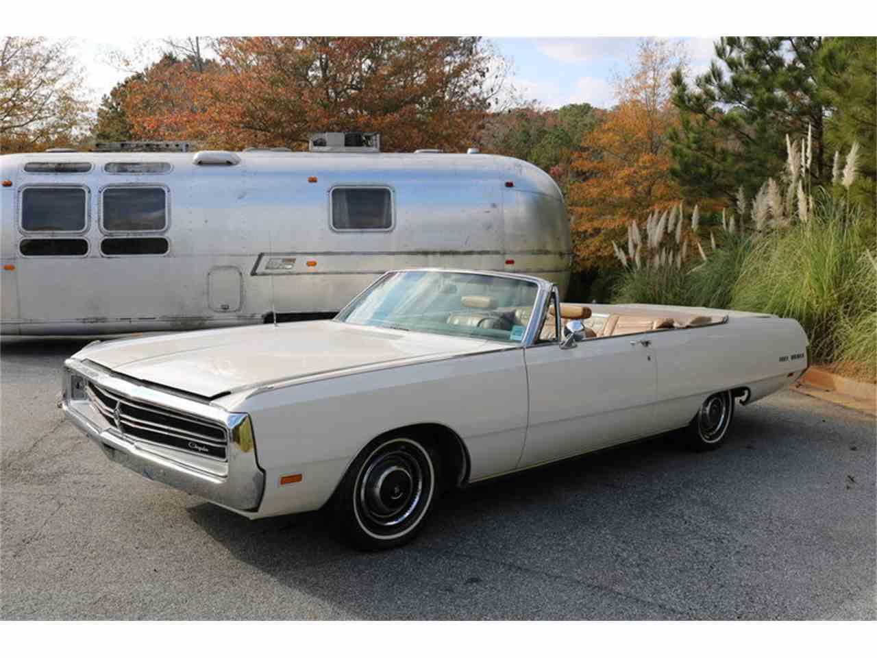 1969 chrysler 300 for sale cc 1060001. Black Bedroom Furniture Sets. Home Design Ideas