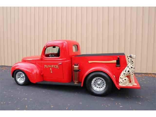 Picture of '40 Custom Fire Truck - MPWQ
