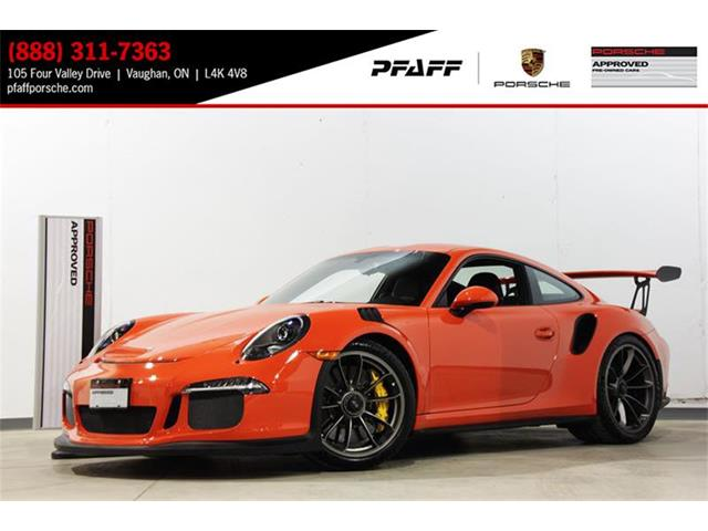 Picture of '16 911 GT3 RS located in Vaughan Ontario Offered by  - MQOH