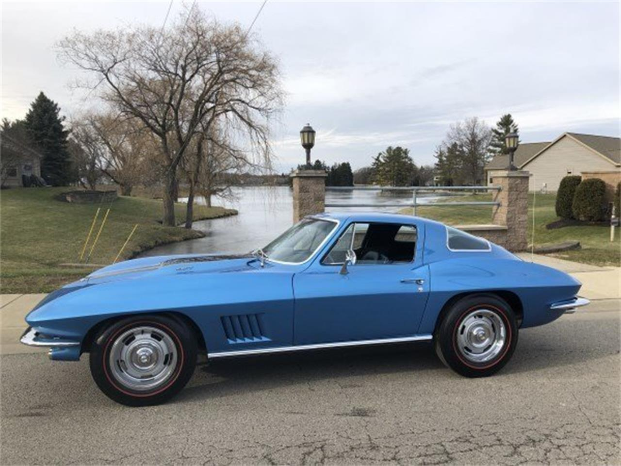 Large Picture of Classic 1967 Chevrolet Corvette Offered by GAA Classic Cars Auctions - MPZC