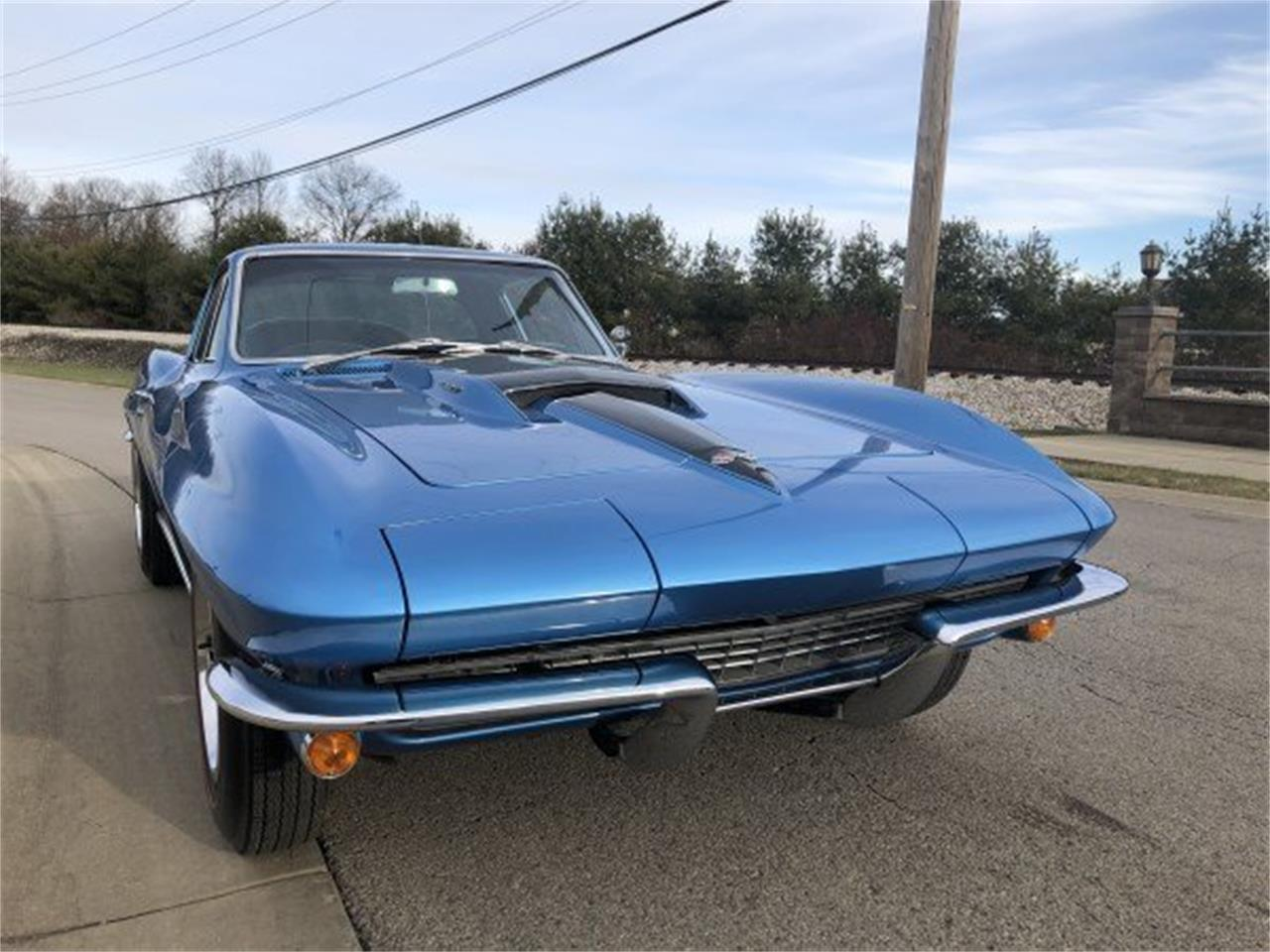 Large Picture of Classic 1967 Corvette Auction Vehicle Offered by GAA Classic Cars Auctions - MPZC