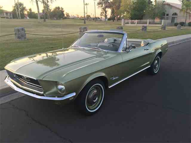 Picture of 1968 Ford Mustang located in CALIFORNIA - $54,500.00 - MQPI