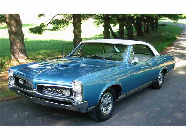 Picture of Classic 1967 GTO - $46,500.00 Offered by  - MQPJ