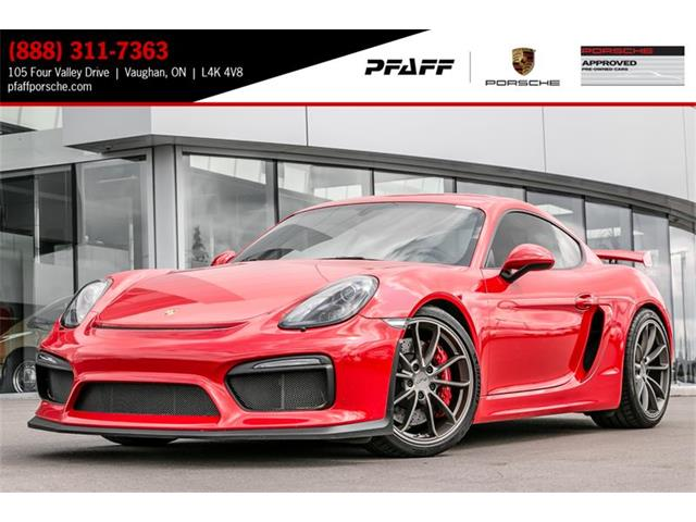 Picture of '16 Cayman - MQPK