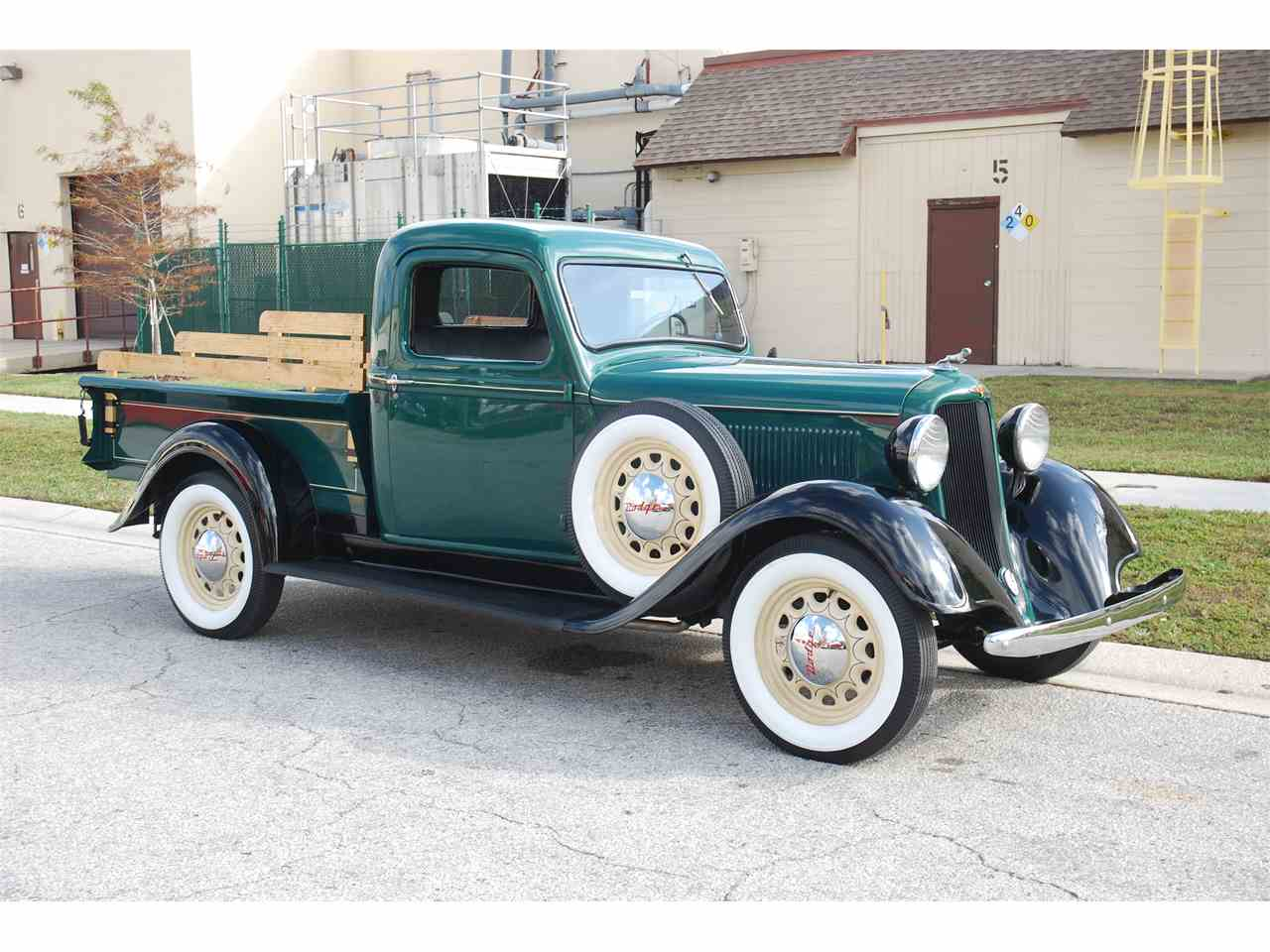1936 dodge pickup for sale cc 1061051. Black Bedroom Furniture Sets. Home Design Ideas
