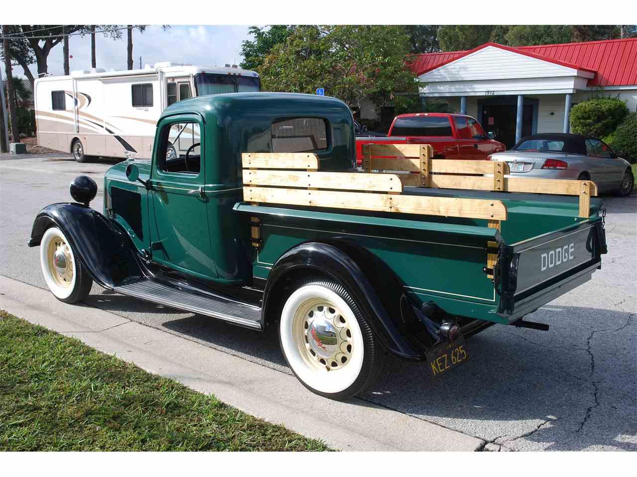 1936 dodge pickup for sale cc 1061051. Black Bedroom Furniture Sets. Home Design Ideas