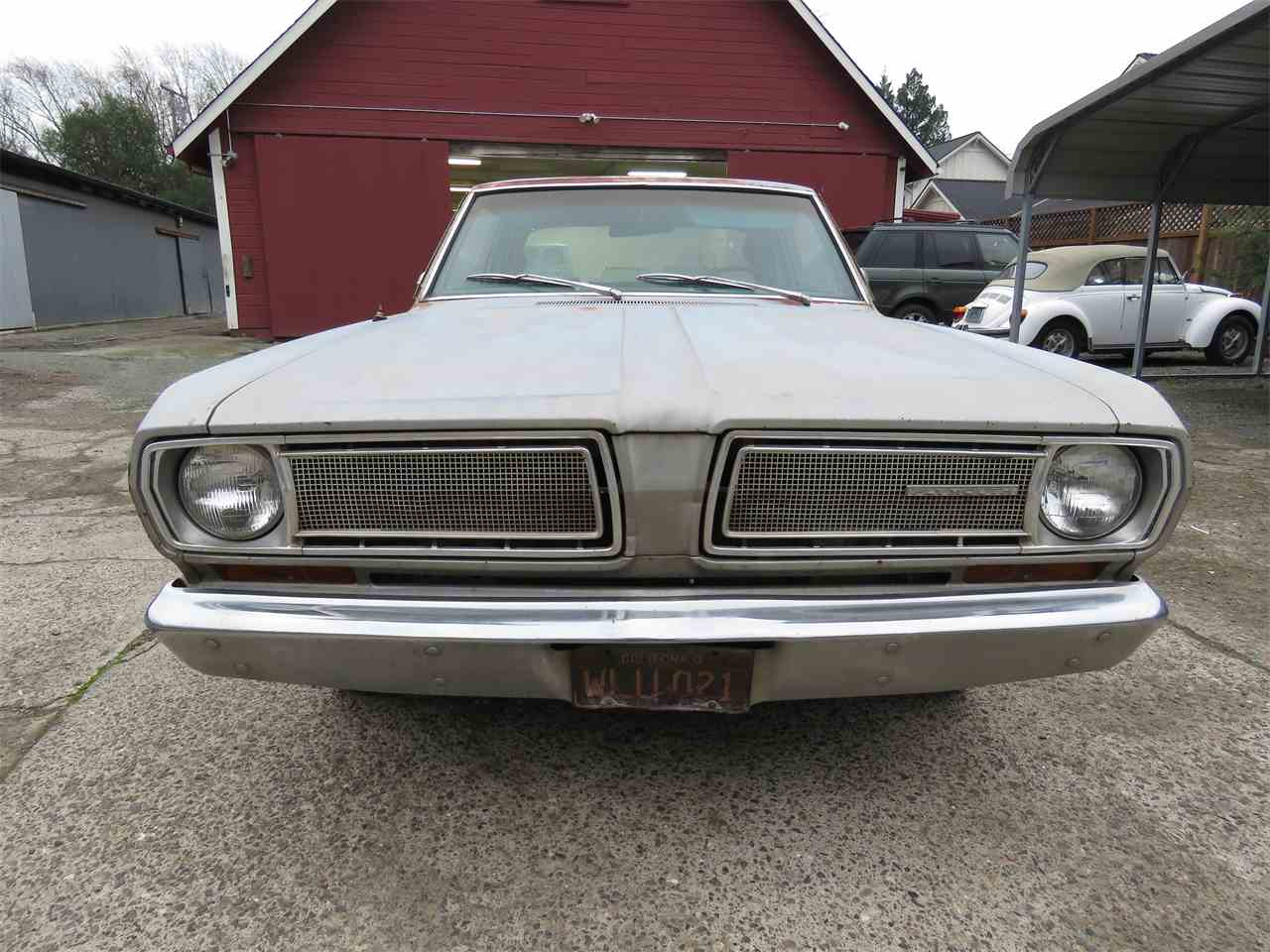 1968 plymouth valiant for sale cc 1061052. Black Bedroom Furniture Sets. Home Design Ideas