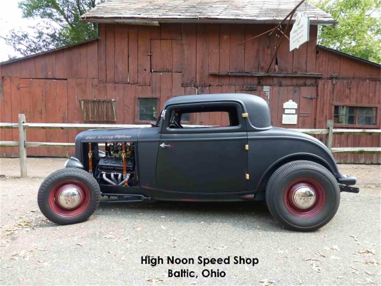 1932 ford coupe for sale cc 1061063. Black Bedroom Furniture Sets. Home Design Ideas