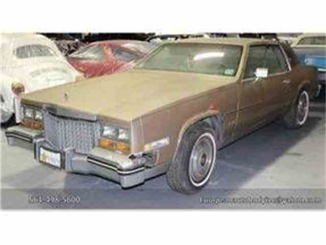 Picture of 1980 Cadillac Eldorado located in Florida Auction Vehicle Offered by European Autobody, Inc. - MQQA